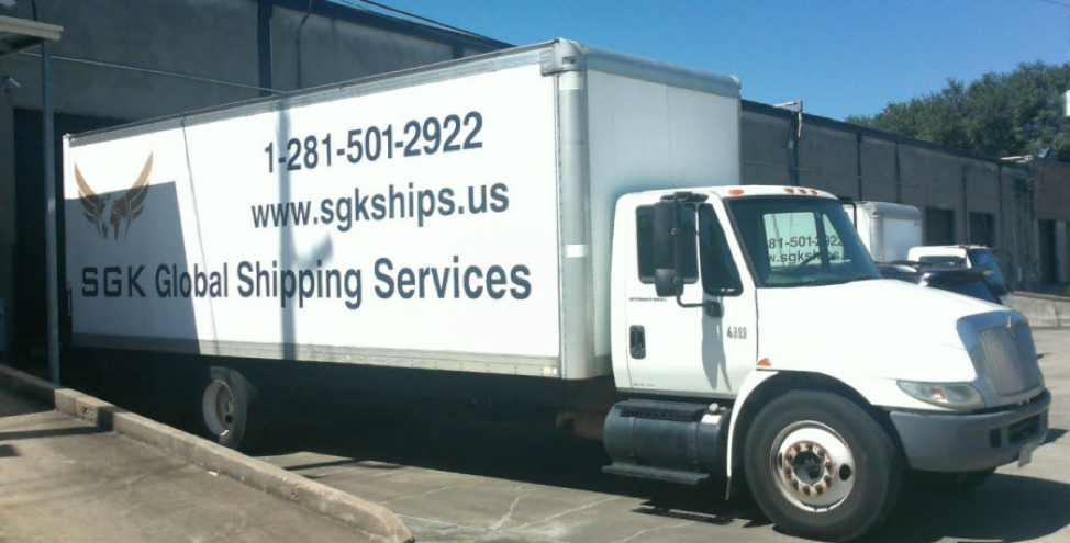 Growing with Ease: SGK Global Shipping Services