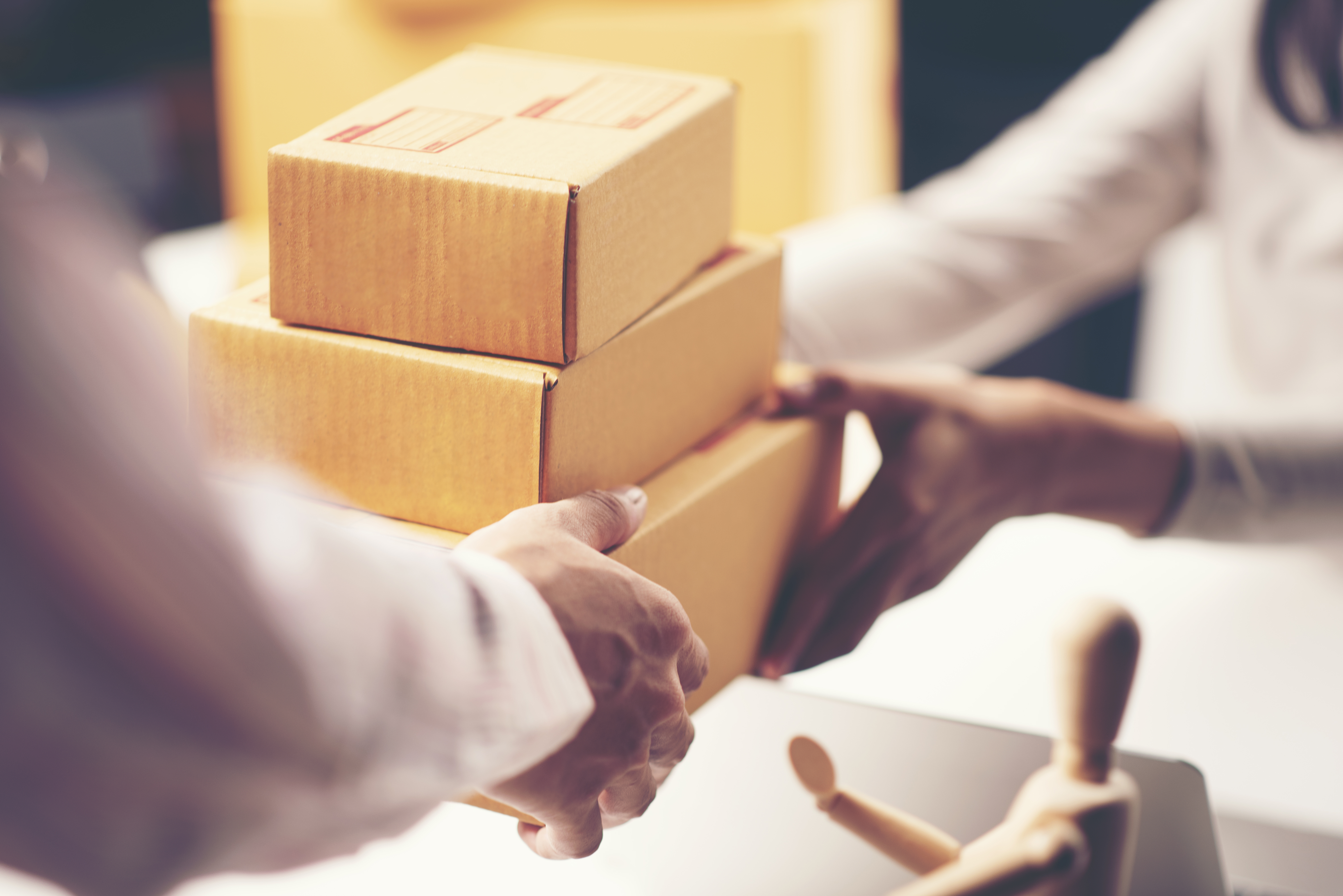 Infographic: Best Practices for Small Parcel Handling